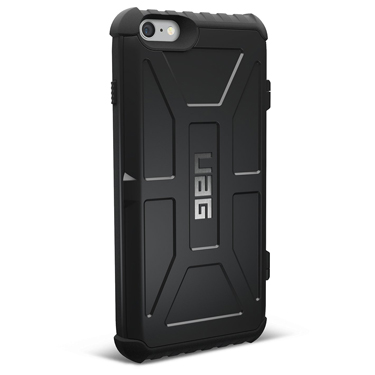 UAG iPhone 6S+/7+/8+ Trooper Card Black/Black
