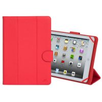 RivaCase Universal Tablet Case 10.1in Malpensa 3137 Red