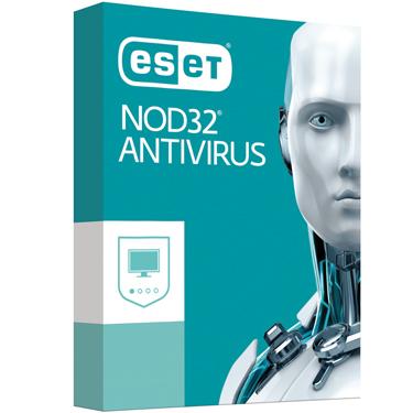Eset Nod32 Antivirus V10 3-User 1-Year BIL