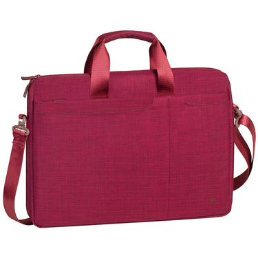 RivaCase Laptop Bag 15.6in Biscayne 8335 Red