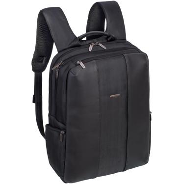 RivaCase Laptop Narita Biz Backpack 15.6in 8165 Black