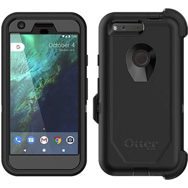 OtterBox Google Pixel Defender Black