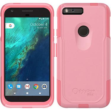 OtterBox Google Pixel XL Commuter Rosmarine Way/Pink