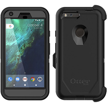 OtterBox Google Pixel XL Defender Black