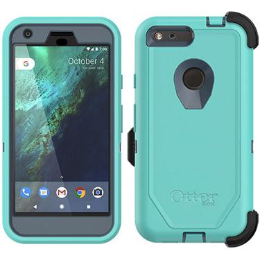 OtterBox Google Pixel XL Defender Borealis Blue/Aqua