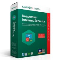 Kaspersky Internet Security 2018 3-User 1Yr BIL
