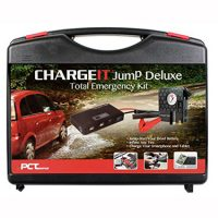 ChargeIt! Jump Deluxe 7500mAH Battery Starter & Compressor