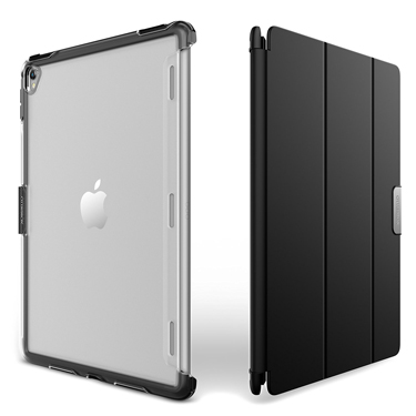 OtterBox iPad Pro 9.7in Symmetry Hybrid Clear/Black