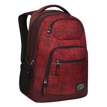 Ogio Backpack Tribune 17in Red Genome