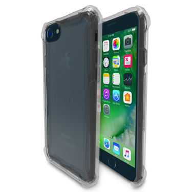 Trident iPhone 6/6S/7/8 Krios Dual Clear/Clear