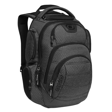 Ogio Backpack Gambit 17in Graphite