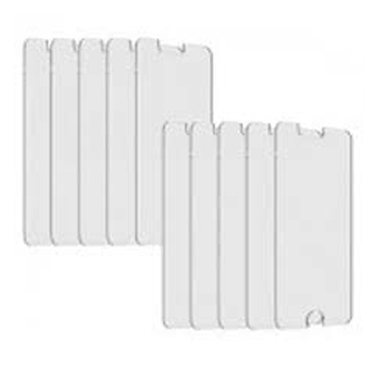 Nitro iPhone 5/5S/SE Tempered Glass Case-Friendly Bulk 10Pk