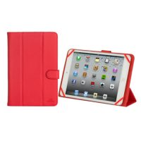 RivaCase Universal Tablet Case 8in Malpensa 3134 Red
