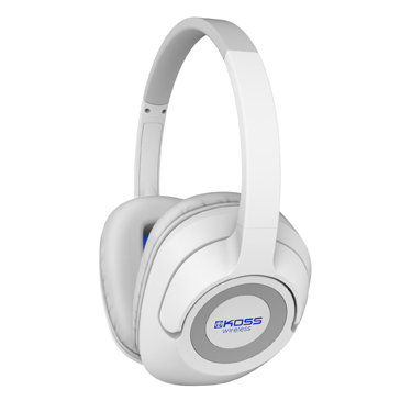 Koss Headphone Bluetooth BT539iW D-Shape Over Ear White