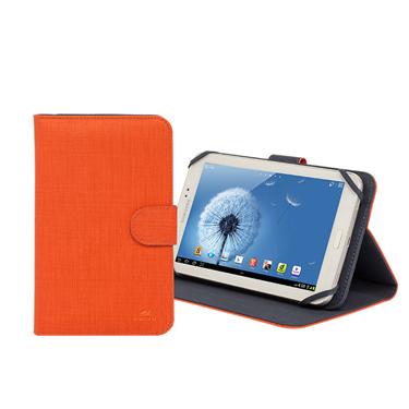 RivaCase Universal Tablet Case 7in Biscayne 3312 Orange