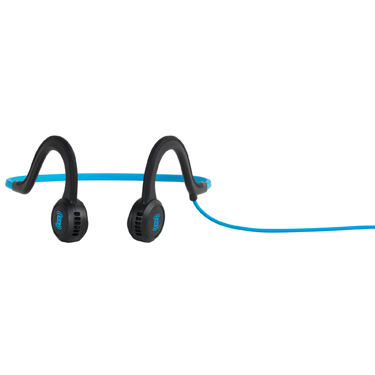 Aftershokz Sportz Titanium Wired Headphone Ocean Blue