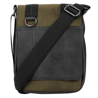 Buffalo Tablet Sling Breaker Collection 10.1in Khaki