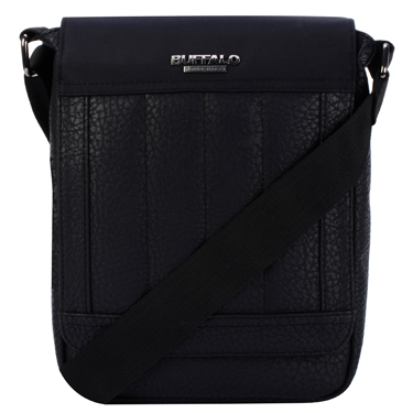 Buffalo Tablet Sling Stockholm Collection 10.1in Black