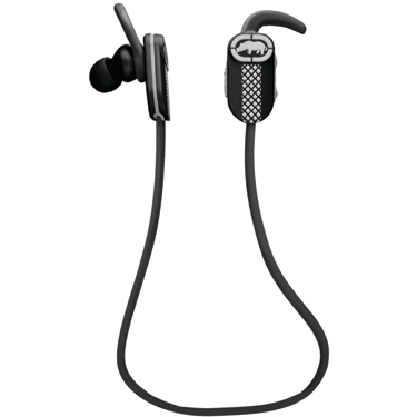 Ecko Runner Bluetooth Earbuds w/ Mic Black