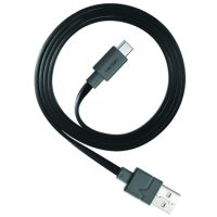 Ventev Charge & Sync USB-A to USB-C 2.0 Cable 3ft Black