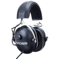 Koss Headphone QZ99 Passive Noise Reduction Black