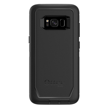 OtterBox Galaxy S8 Defender Black