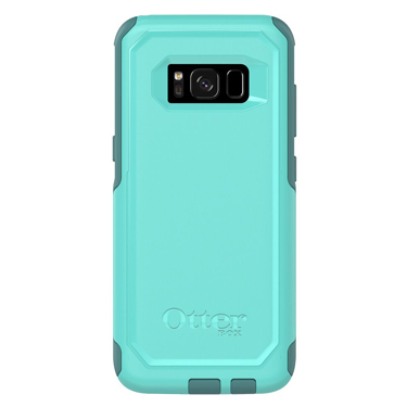 OtterBox Galaxy S8 Commuter Blue/Light Blue Aqua Mint