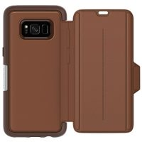 OtterBox Galaxy S8 Strada Folio Brown/Brown Leather