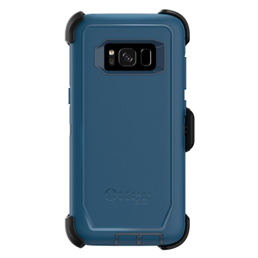 OtterBox Galaxy S8 Defender Dark Blue/Blue Bespoke Way