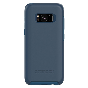 OtterBox Galaxy S8 Symmetry Dark Blue/Blue Bespoke Way