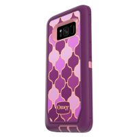 OtterBox Galaxy S8 Defender Graphic Pink/Purple
