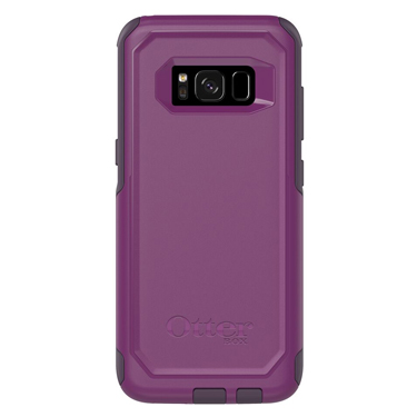 OtterBox Galaxy S8 Commuter Purple/Purple Plum Way