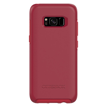 OtterBox Galaxy S8 Symmetry Red/Red Rosso Corsa