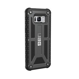 UAG Galaxy S8 Monarch Black Graphite