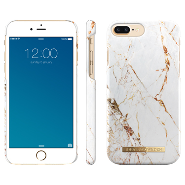 Ideal of Sweden iPhone 6S+/7+/8+ Carrara Gold