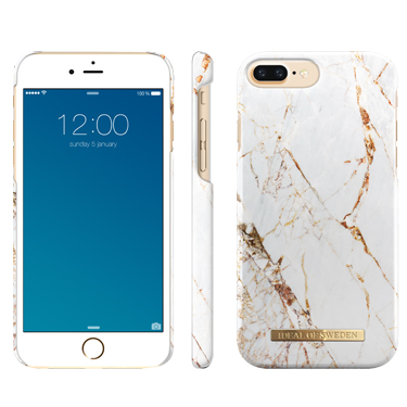 Ideal of Sweden iPhone 6S/7/8 Carrara Gold