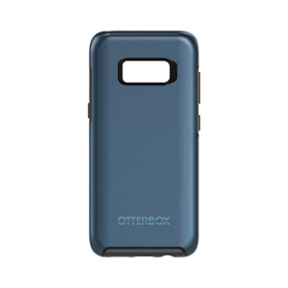 OtterBox Galaxy S8 Symmetry Graphic Metallic Coral Blue