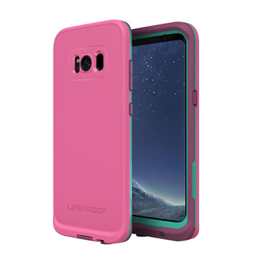 Lifeproof Galaxy S8+ Fre Purple/Blue Twilights Plus