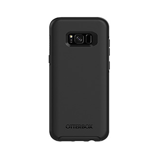 OtterBox Galaxy S8+ Symmetry Black