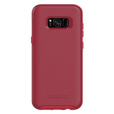 OtterBox Galaxy S8+ Symmetry Red/Red Rosso Corsa