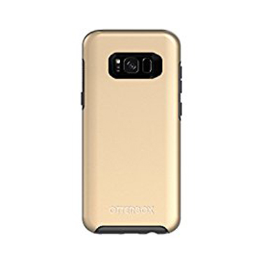 OtterBox Galaxy S8+ Symmetry Platinum Gold