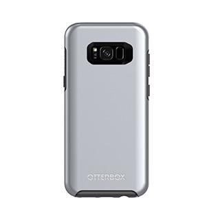 OtterBox Galaxy S8+ Symmetry Titanium Silver