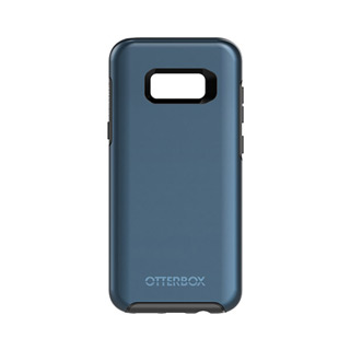 OtterBox Galaxy S8+ Symmetry Metallic Coral Blue