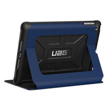 UAG iPad 9.7 2017 Metropolis Folio Cobalt Blue/Silver