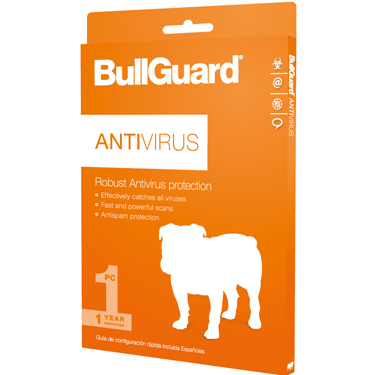 BullGuard Antivirus 1Yr 1-User