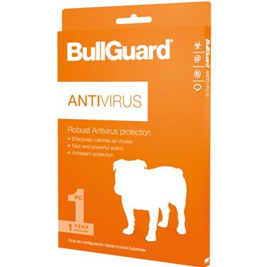 BullGuard Antivirus 1Yr 1-User
