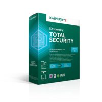 Kaspersky Total Security 2018 5-User 1Yr BIL