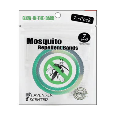 Killer Concepts Mosquito Band Glow in the Dark