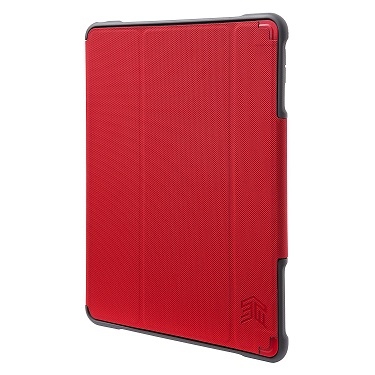 STM Dux Case iPad 9.7 2017/18 Red