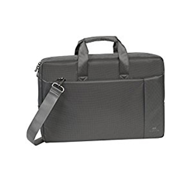 RivaCase Laptop Bag 17.3in Central 8251 Grey